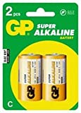 Replacement For IN-19T07 GP C SUPER ALKALINE BATTERY 2PK CARDED Battery 10 PACK