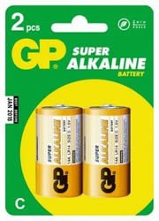 Replacement For IN-19T07 GP C SUPER ALKALINE BATTERY 2PK CARDED Battery 10 PACK by Technical Precision