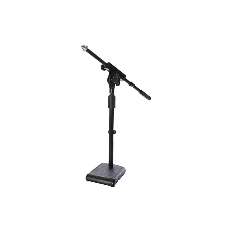 LyxPro KDS-1 Kick Drum Mic Stand, Low Pr