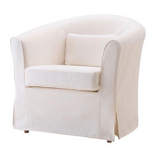 Tullsta – Sillón Cubierta, Blekinge blanco: IKEA of Sweden: Amazon ...