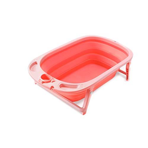 TAaony Aby bañera Plegable bañera de bebé niño niños Grandes Pueden Sentarse acostado universales Suministros para...