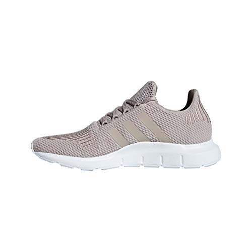 Femme Gymnastique Gris vapour Grey vapour Vapour Run White Chaussures Swift Adidas White ftwr W Grey De 0XYYAw
