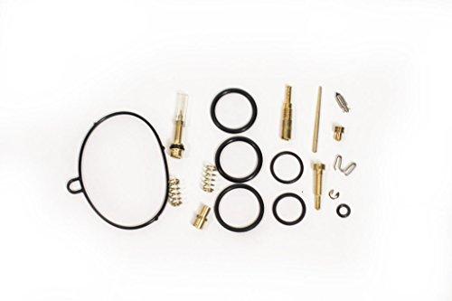 Race Honda (Race Driven Honda OEM Replacement Carburetor Rebuild Repair Kit Carb Kit for Fourtrax TRX70 TRX 70)