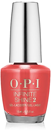 OPI Infinite Shine, We Seafood and Eat It