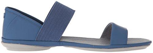 Bleu medium Sandales Blue 420 Ouvert Bout Camper Right Femme Nina qPHZO
