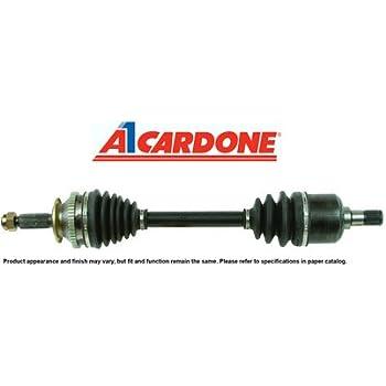 Drive Axle Cardone Select 66-2153 New CV Axle