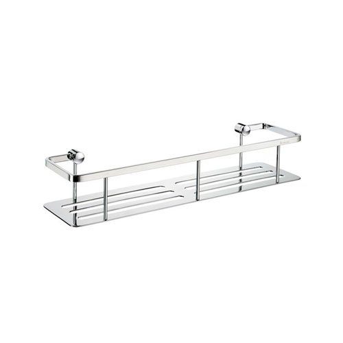 Smedbo SME_DK3005 Soap Basket Straight 1 Level, Polished Chrome by Smedbo