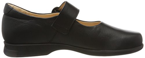 Think! Women's Pensa_888001 Closed Toe Ballet Flats Black (Schwarz 00 Schwarz 00) brand new unisex cheap price prices for sale clearance pictures AT8CL
