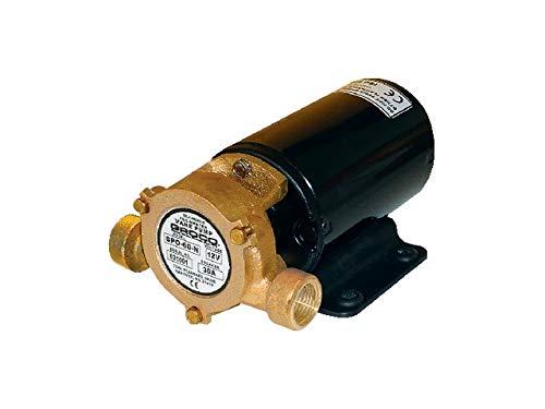 Groco Heavy Duty Positive Displacement Vane Pump - 12V [SPO-60-N 12V]