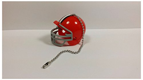 NEW NFL Ceiling Fan Helmet Pull Chain Lamp Pull Chain (Cleveland Browns)