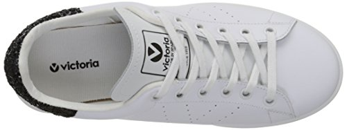 Blanc Piel Basket Victoria mixte 10 Basses Noir adulte Blanc Deportivo Sneakers n0fxpfO