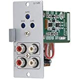 TOA U-14R Dual Line Input Module for Jukebox/BGM w/Dual RCA