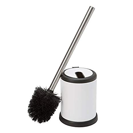 Peng Sheng Toilet Brush and Holder with Self Closing Lid