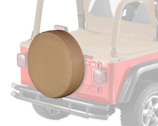 Bestop 61031-37 Spice X-Large Tire Cover for tires 31