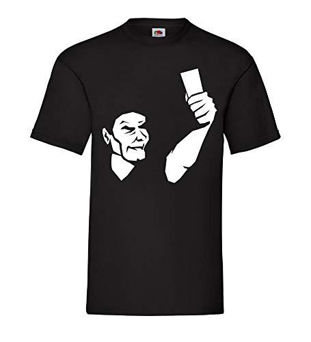 Generisch Schiedsrichter Muestra Tarjeta Hombre Camiseta – shirt84