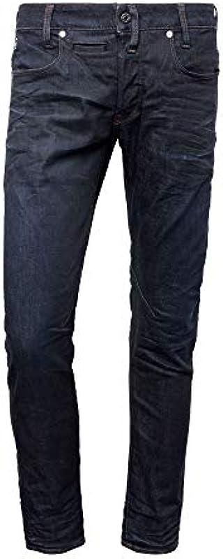 Męskie dżinsy G-STAR RAW slim - wąski 32W / 32L: Odzież