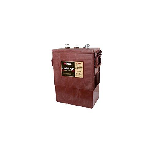 (Trojan L16G-AC Flooded Lead Acid Deep Cycle Battery 6V 390Ah FAST USA SHIP)