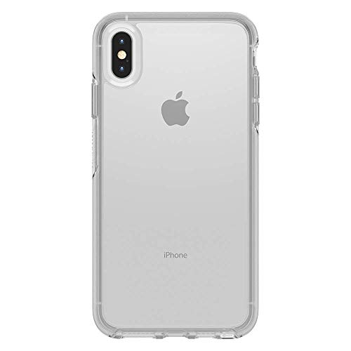 OtterBox Symmetry Series Case for iPhone Xs Max (ONLY) Clear (Renewed)
