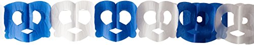 Pretzel Garland Party Accessory (1 count) (1/Pkg) -
