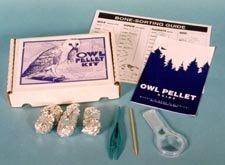 Student Owl Pellet Kit (Owl Pellet Skeleton)