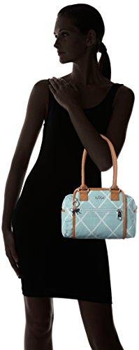 Faye Fever Quilt Pr Mint Sac Kipling Femme S Turquoise zvxHqAdw5