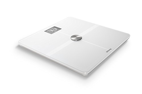 Withings / Nokia | Body - Smart Body Composition Wi-Fi Ditial Scale with smartphone app, White