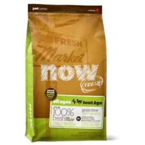 Petcurean Now Fresh Small Breed Grain Free Adult 12lb