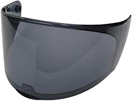 LS2 Helmets Anti-Scratch FF320 / FF328 / FF353 Stream or Rapid Motorcycle Helmet Visor Face Shield (Smoke)