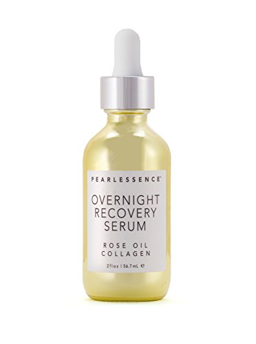 (Pearlessence Overnight Recovery Serum, Rose Oil)