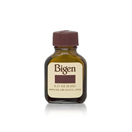 Amazon.com : Bigen Permanent Powder Hair Color 57 Dark Brown : Chemical Hair Dyes : Beauty