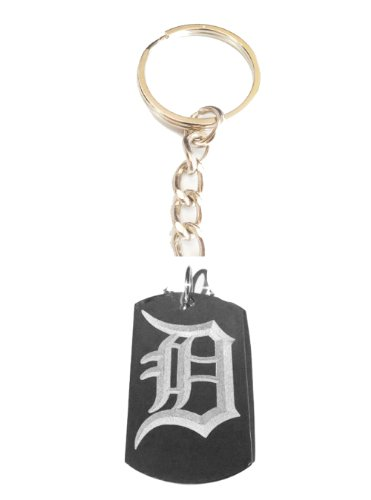 - Letter D OLD English Font Initial First Name Logo - Metal Ring Key Chain Keychain
