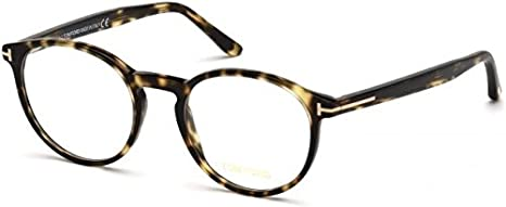 Occhiali da Vista Tom Ford FT 5524 LIGHT HAVANA unisex jtgKelvmG