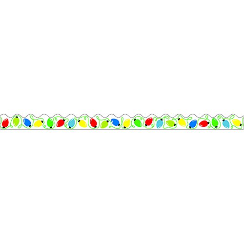 Paper Trimmer 36' Cut (Holiday Lights Scalloped Borders)