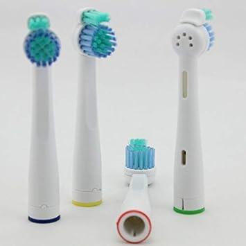 4 cabezales de repuesto para cepillo de dientes eléctrico Philips ...