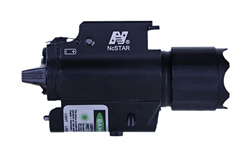 Flashlight/Green Laser NcStar QR Mount Rail Mount Black by Unknown