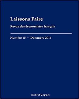 Book Laissons Faire - n.15 - decembre 2014: Volume 15