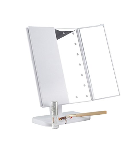 Excellent little makeup mirror