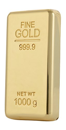 IMPEX Gold Biscuit Paper Weight (IMPEX-SV-448)