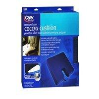 Carex Health Brands FGP10100 3'' X 18'' X 16'' Navy Memory Foam Cushion by Carex Health Brands