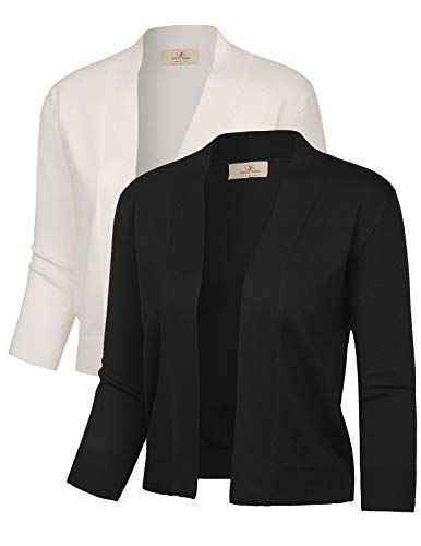 LIGHTENING DEAL! TOP SELLING SET OF TWO WOMEN'S CROPPED JACKETS!