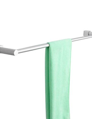 meiren @ Radiador-calentador de toallas, Modern eloxie rend pared montaje: Amazon.es: Hogar