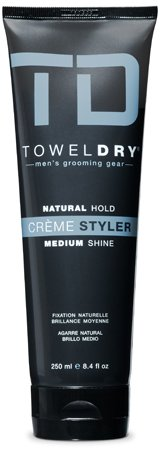 Price comparison product image TowelDry Natural Hold Creme Styler Medium Shine 8.4 fl oz