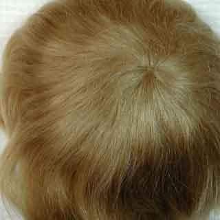 Kemper Cassidy Mohair Wig - Honey Blonde 12-13
