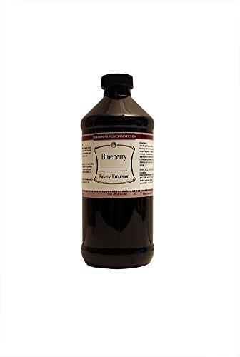 LorAnn Blueberry, Bakery Emulsion, 16 ounce bottle