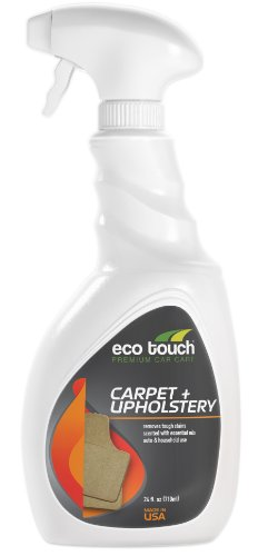 Eco Touch (CUC24) Carpet + Upholstery Cleaner - 24 oz.