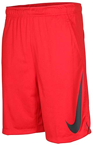 NIKE Men's Dri-Fit Basketball Shorts Blue 871720 455 (Medium)