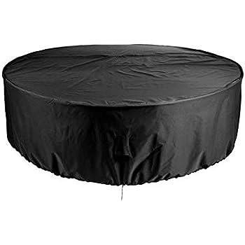 Amazon Com Waterproof Outdoor Patio Table Cover,90 Inch
