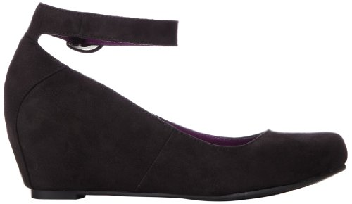 Faux CL Suede by Laundry Women's Chinese Black Late Night 1BPwq71a