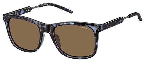Azul S Brown Bluette PLD Dkruth Pz Sonnenbrille 2034 Polaroid OIq1RBwI
