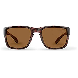 Zeal Optics Unisex Cascade Tortoise/Copper Polarized Lens Sunglasses